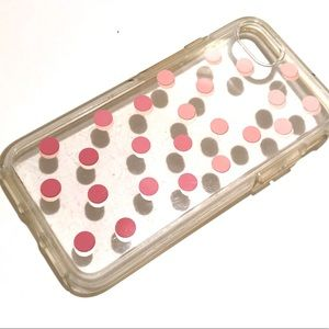 Kate Spade iPhone case. Fits 6, 7, 8. NOT Plus.
